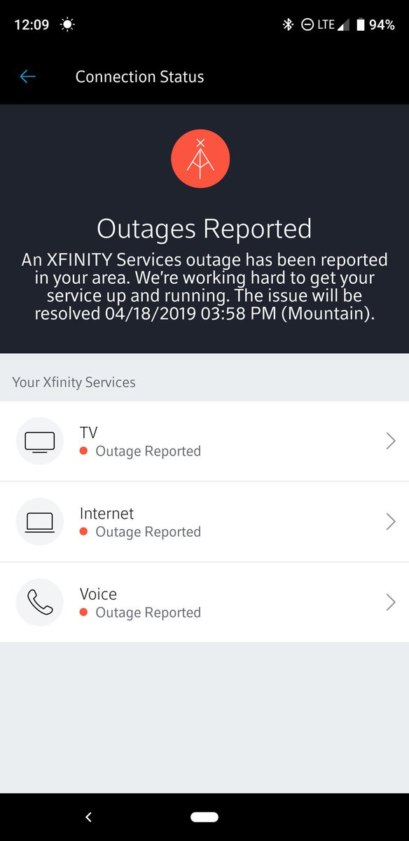 test Twitter Media - @Xfinity @comcastcares  This is the second multi-hour outage in a week!  WTF! Worst service ever! #comcastoutage #comcast https://t.co/2jmiy7Kd4D