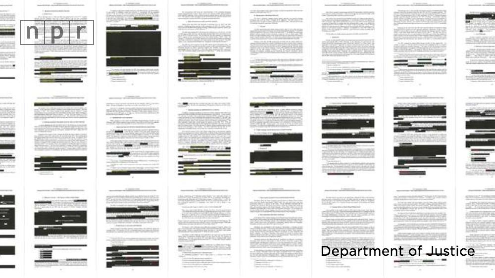 RT @NPR: How much of the #MuellerReport is actually redacted?   We break down each section: https://t.co/dsepFu01Nh https://t.co/HyDk8qRU6W