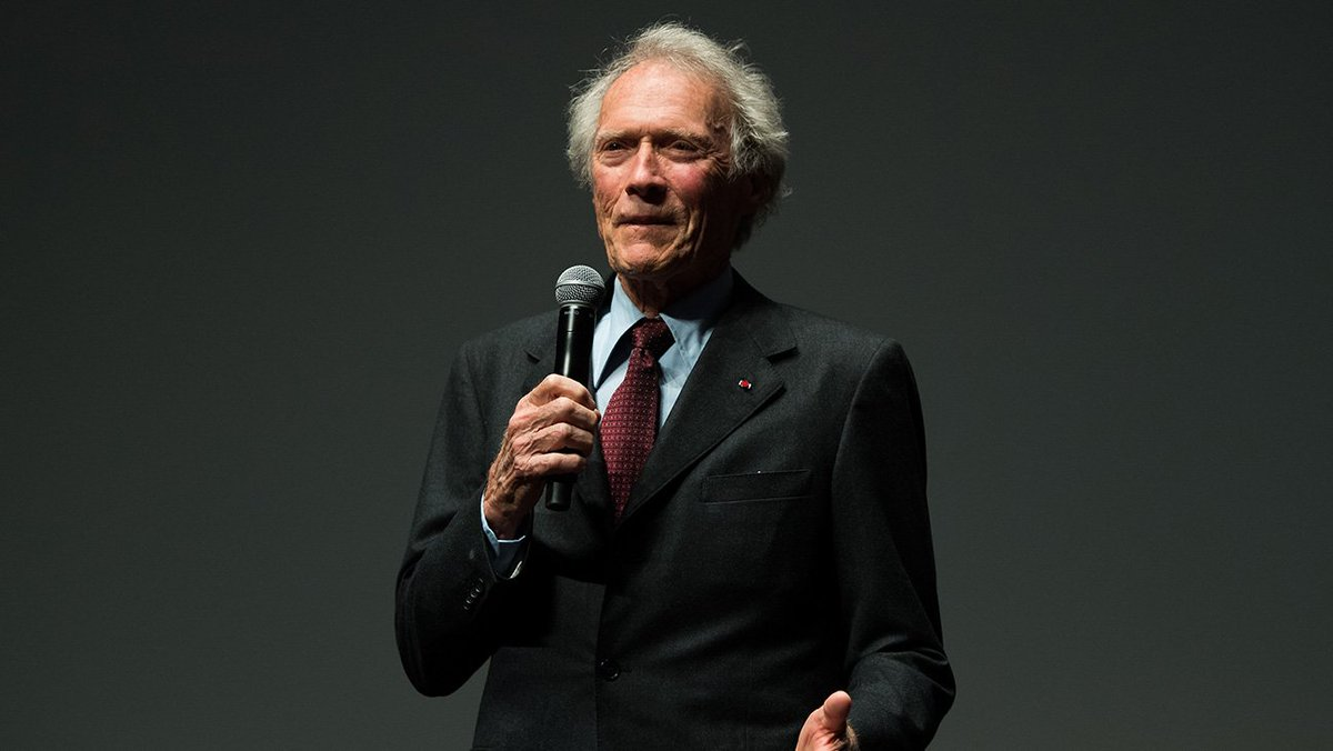 Get the details on #ClintEastwood's next project: https://t.co/jHetc8fD9x https://t.co/Hha4CaNSVQ