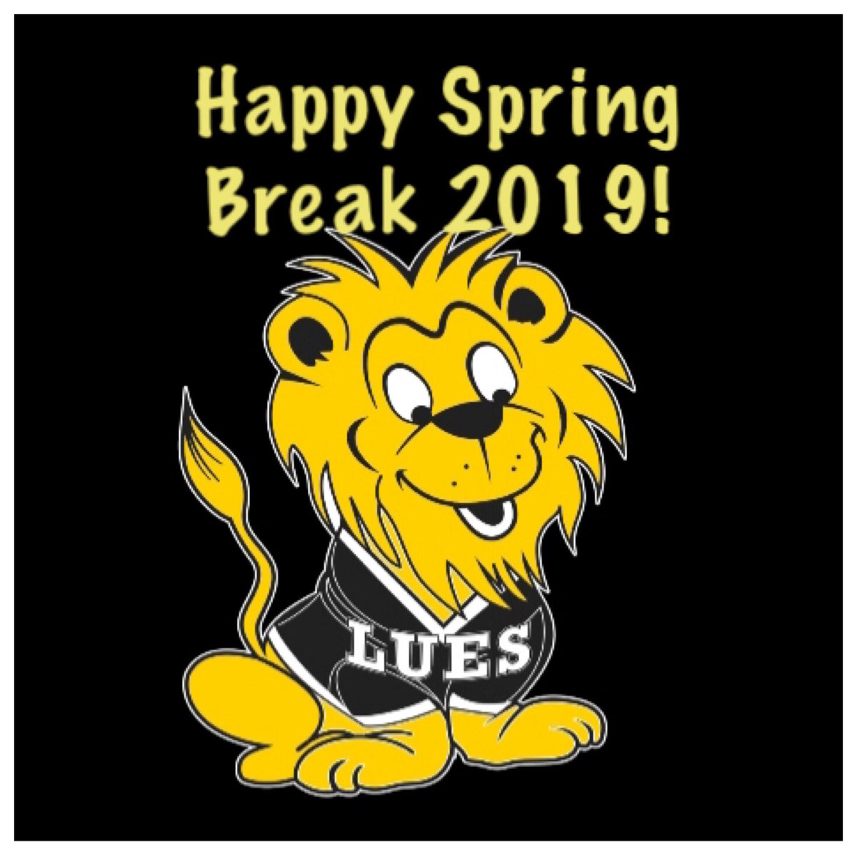 test Twitter Media - And just like that,.....it's Spring Break!   Wishing all our FCPS leaders, educators, staff, scholars and families a wonderful break.  @FredSchools #lueslions https://t.co/i3c8xzKYEV
