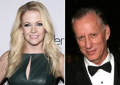 HAPPY BIRTHDAY !  Melissa Joan Hart  and (the great) James Woods