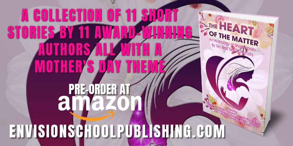 test Twitter Media - A collection of 11 short stories by 11 award-winning authors all with a mother's day theme  The Heart Of The Matter is available at  https://t.co/jNDUcUBa5U   @JuEphraime    #asmsg #iartg #amreading #ian1 #BookBoost #puyb #bynr #mothersday #amotherslove #love #happymothersday https://t.co/YOGLQUVVAE