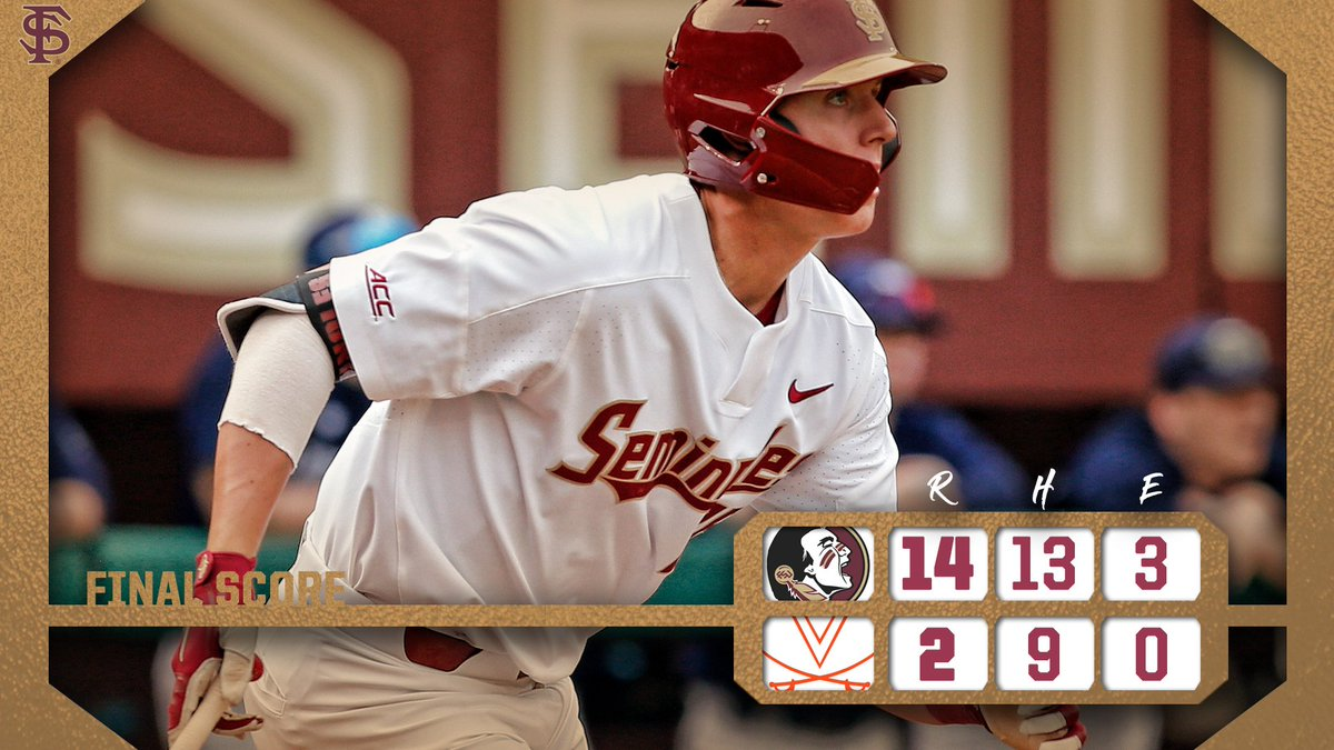 test Twitter Media - FSU's 3rd GDP of the game ends this one. Noles Win!  F | FSU 14, UVA 2 https://t.co/y8UX1tKjcC