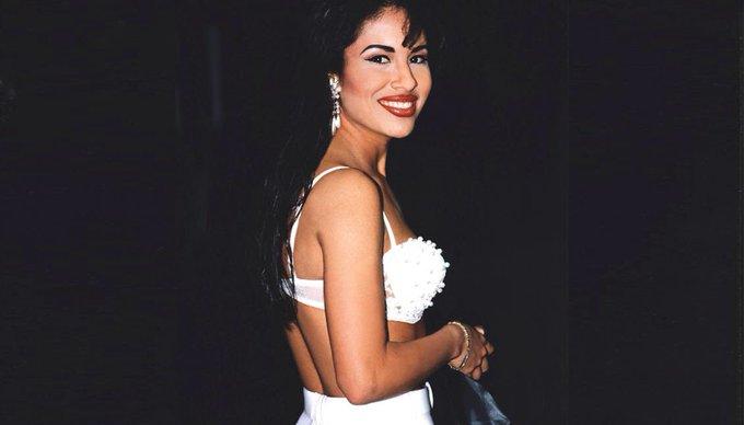 Happy birthday Selena Quintanilla-Pérez!