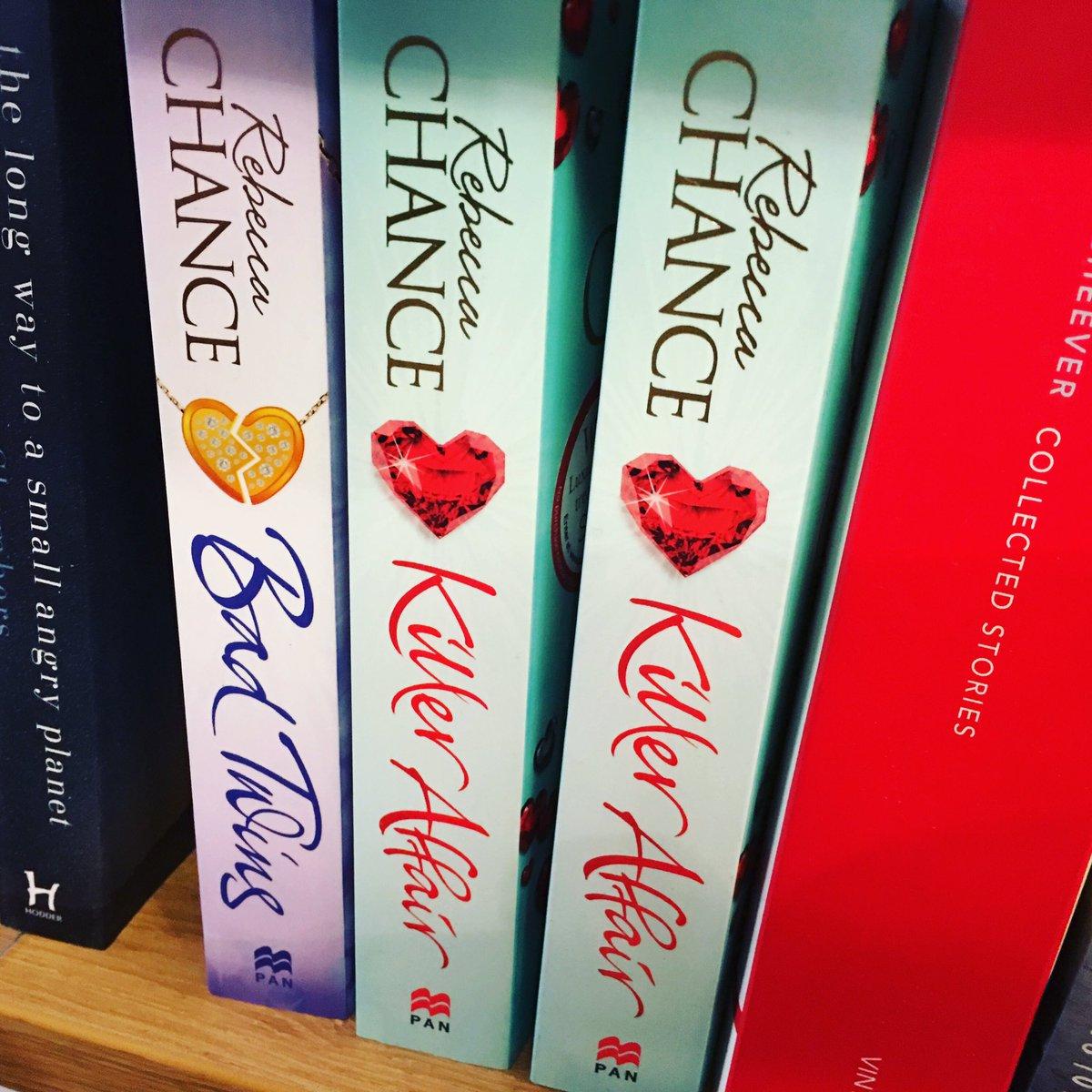 And a nice little stash of my books at #thebookshop #heathrowairport... @HeathrowAirport https://t.co/JQKElctXrX
