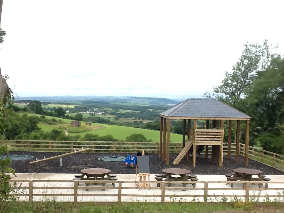 test Twitter Media - Easter Holiday fun for the little ones👨‍👩‍👧‍👦☀️  It's looking to be a sunny Easter Weekend!  Our Play Area is the perfect setting for them to run wild & enjoy while mum or dad can keep a watchful eye over a coffee☕️ . . #childrensplayarea #easterholidayfun #getoutside #visitwales https://t.co/8F8Dl80wlv