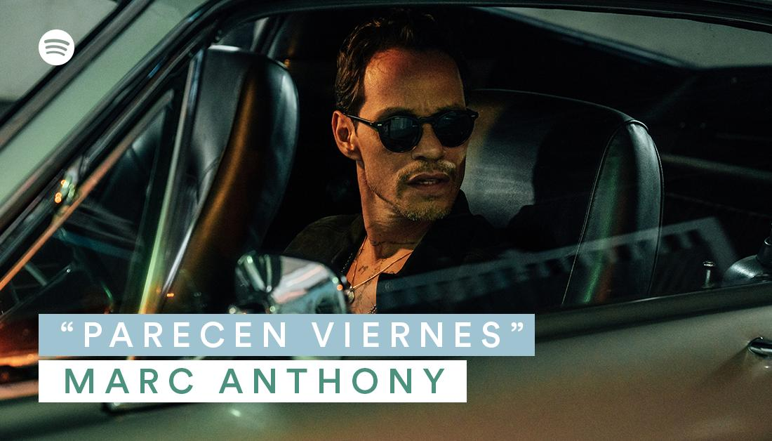 RT @SpotifyLatino: Make every day feel like Friday thanks to @MarcAnthony's new song  ????✌️:https://t.co/dOy5bL0fNr https://t.co/kvUIFhQAlE