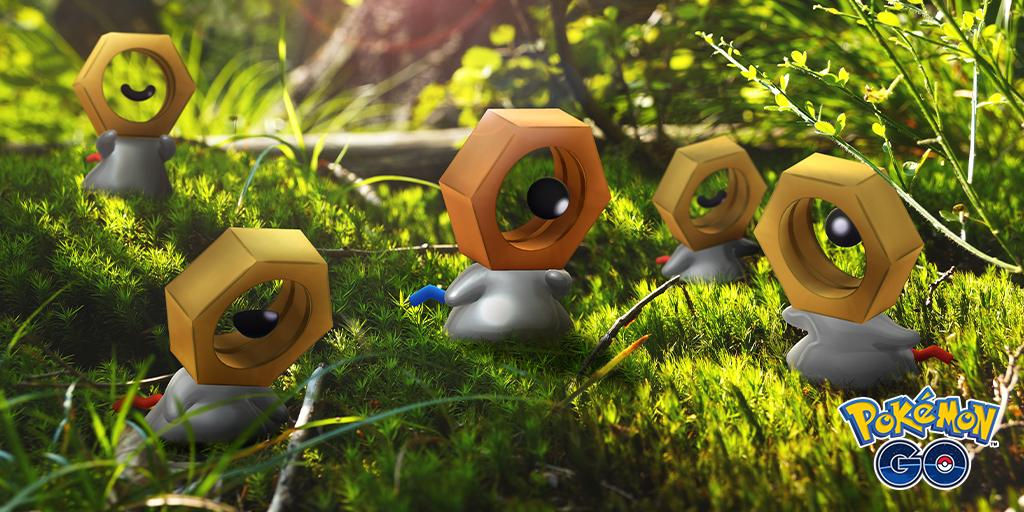 test Twitter Media - Starting April 24 at 1:00 p.m. PDT, you'll have a chance to encounter Shiny Meltan when you use the Mystery Box! From April 24 on, you'll be able to open the Mystery Box every three days! Get your Mystery Box by connecting #PokemonGO with #PokemonLetsGo! https://t.co/V70vKvE4MJ https://t.co/Kjj0D0s9T7