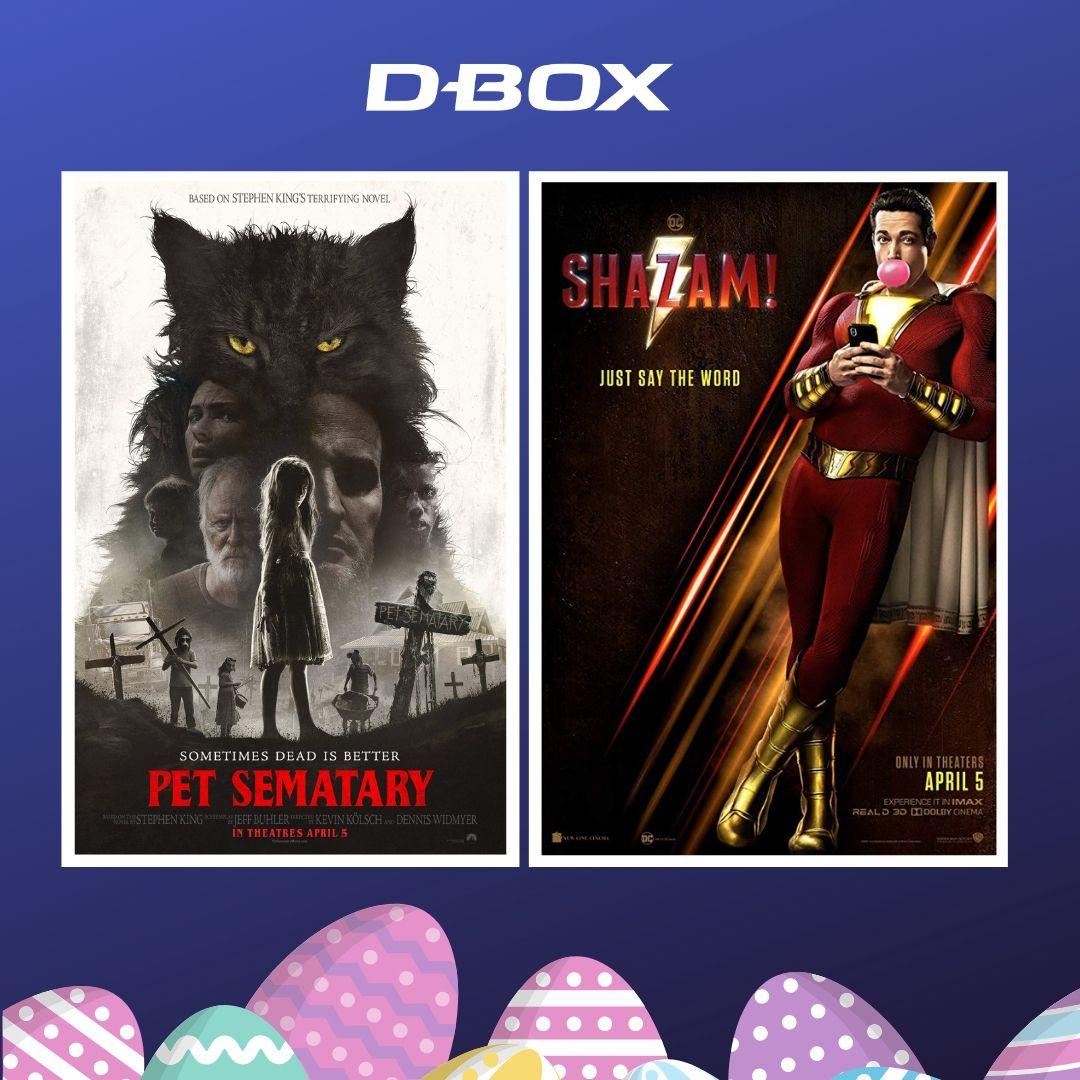 test Twitter Media - Enjoy one of our latest movies in D-BOX this weekend!   Find the closest theater here : https://t.co/TMBO9bii9q  //  Cette fin de semaine, regarder l'un de nos derniers films en #DBOX!   Trouver le cinéma le plus près ici : https://t.co/TMBO9bii9q https://t.co/EbE68pGsbk