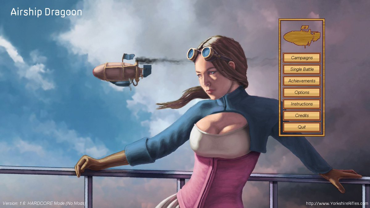 test Twitter Media - Like slow strategy games with awkward interfaces? AIRSHIP DRAGOON is 50% OFF #steamsale https://t.co/maxNJWfjEA https://t.co/VTLHizJtlX