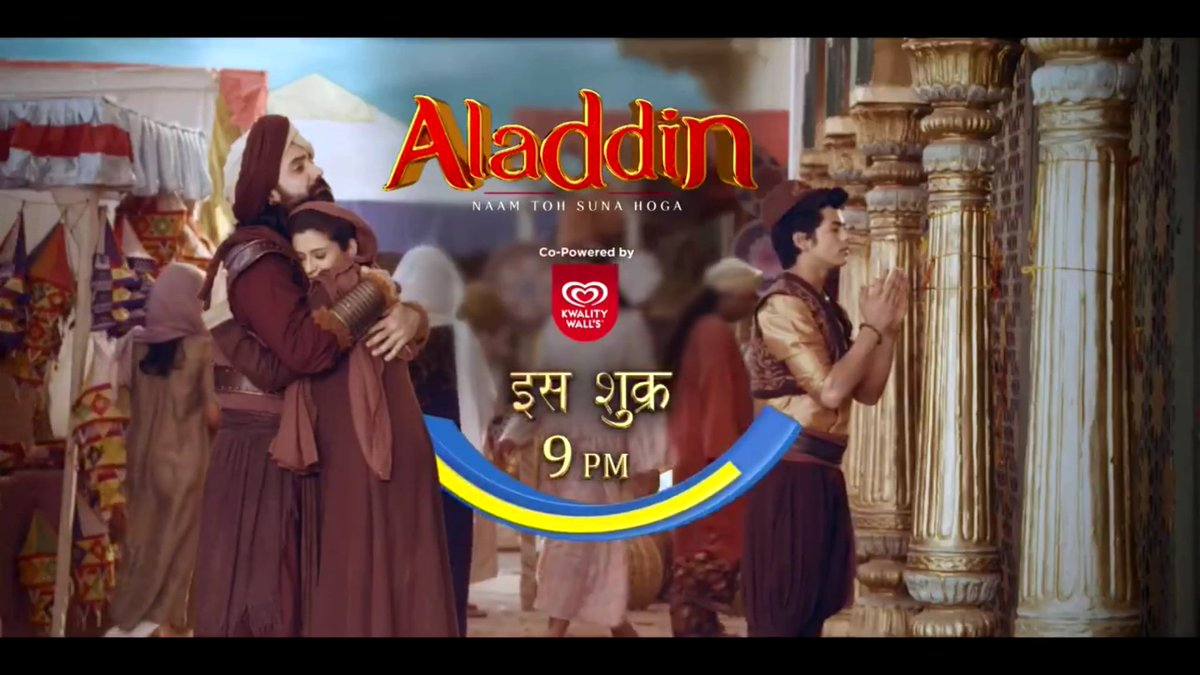 ALADDIN NAAM THO SUNG HOGA.  #AladdinNaamThoSungHoga #AladdinOnSab. #Aladdin.  @siddnigam_off. https://t.co/SSqnEWF0Go