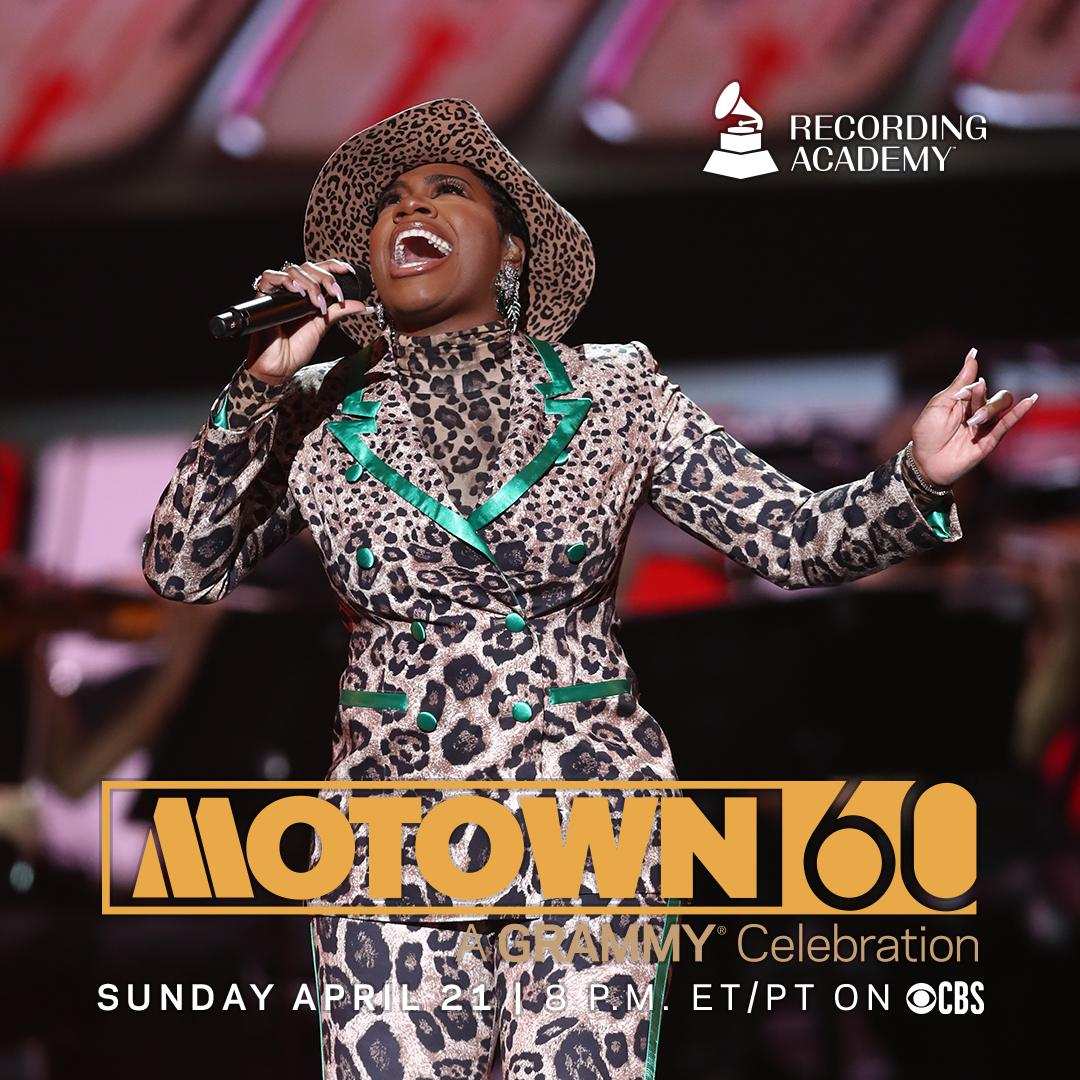 RT @TasiasWord: Two more days! @RecordingAcad 's #MOTOWN60: A GRAMMY Celebration on @CBS https://t.co/uRfRYIaMO5