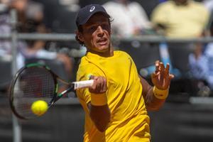 El tenista brasileño Souza, otra vez suspendido por corrupción COPA DAVIS https://t.co/9BhdOoAN3C
