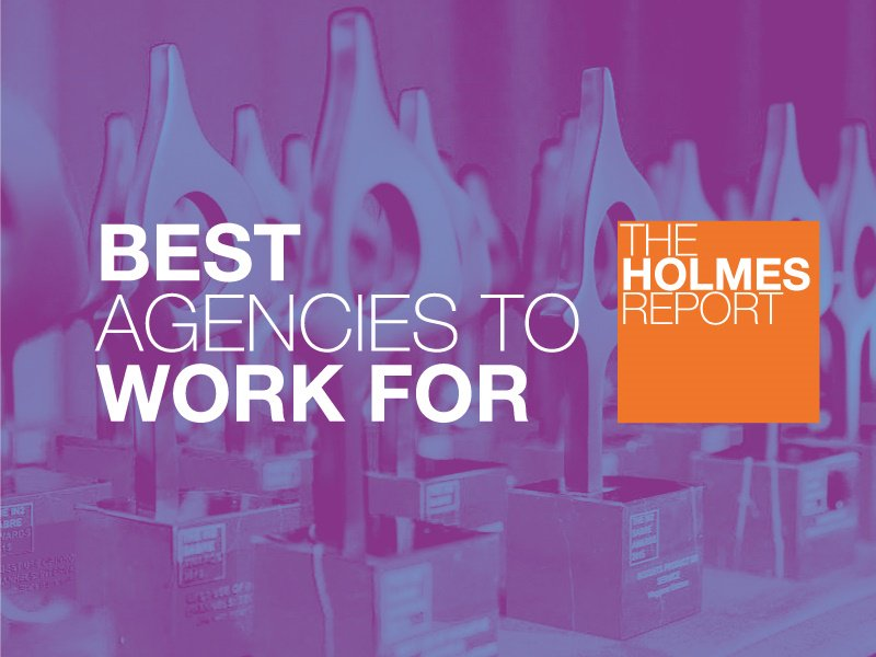 test Twitter Media - We're proud to announce Highwire was named the Best Agency to Work For in 2019 by The Holmes Report! Huge thanks to @holmesreport for the recognition! https://t.co/besrCZjFqy