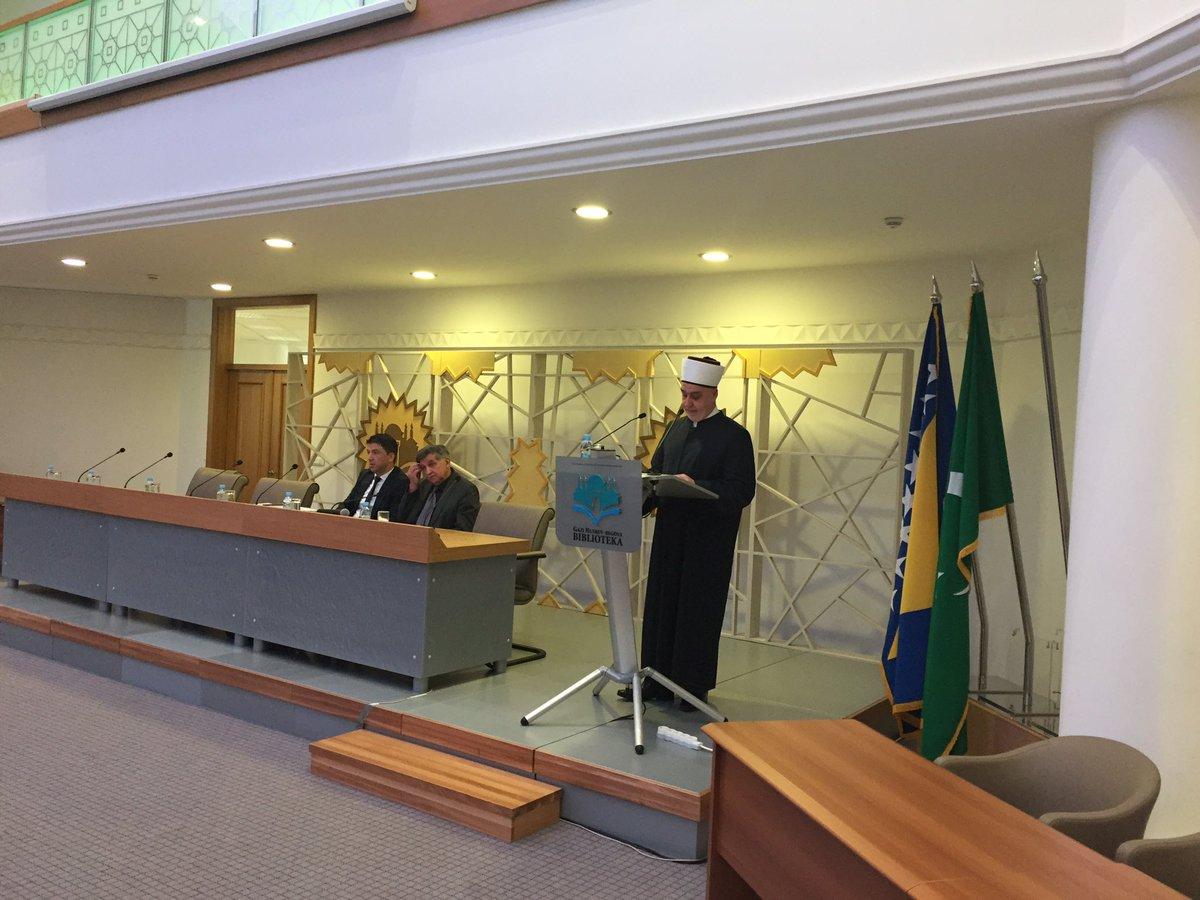 test Twitter Media - RT @MuhamedJusic: Danas se u Sarajevu odrzava konstituirajuca sjednica Sabora IZ u BiH... https://t.co/hFxI102777
