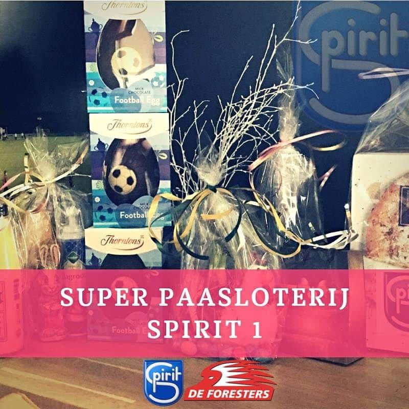 test Twitter Media - Super Paasloterij bij Spirit 1 vs De Foresters 1.  #winwin  De dames van de loterij hebben speciaal voor de komende paaskraker uitgepakt. Oftwel, we hebben een supperloterij komende maandag om 14.00 uur. Schraap je kleingeld bij elkaar, koop loten, win en steun onze jeugd. https://t.co/6k0mvG3db0