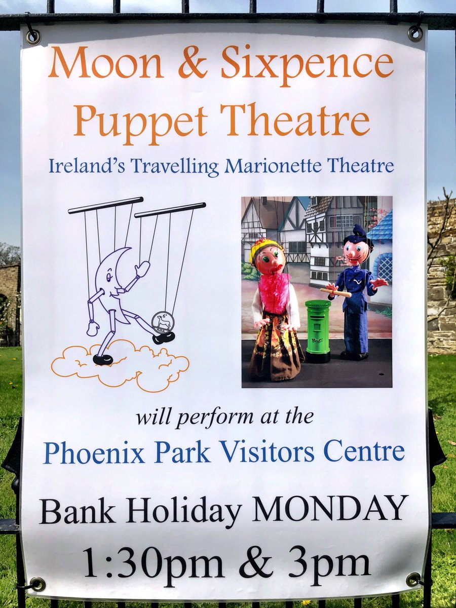 test Twitter Media - Looking forward to performing at @phoenixparkopw Visitor Centre on bank holiday Monday this #EasterWeekend. Hosted by @opwireland, free admission. #familyfriendly https://t.co/D7ZGNpATpZ