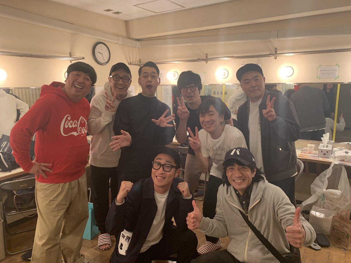 test ツイッターメディア - #ハンドメイドワークス 見てきた。バナナマンさんと東京03さんとオークラ先生のチームはパーフェクト超人。気づいたら声出して笑ってた。あー楽しかった! https://t.co/HBFNgGYw9I