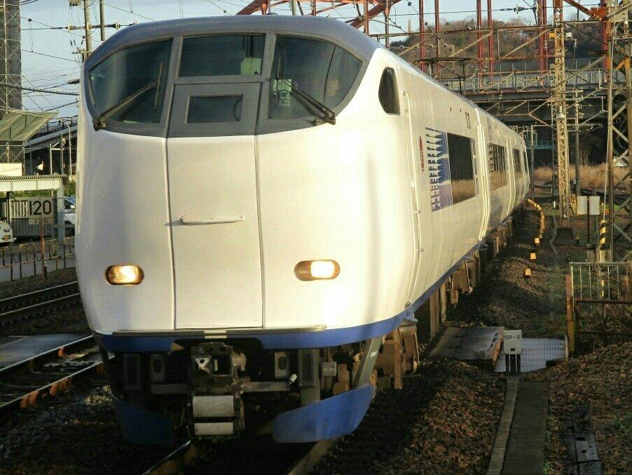 test ツイッターメディア - @domogigidesu 名鉄6000系(グランパス系統板) JR 西日本281系 名鉄4000系 近江鉄道100形 https://t.co/nEpEF1QHR4