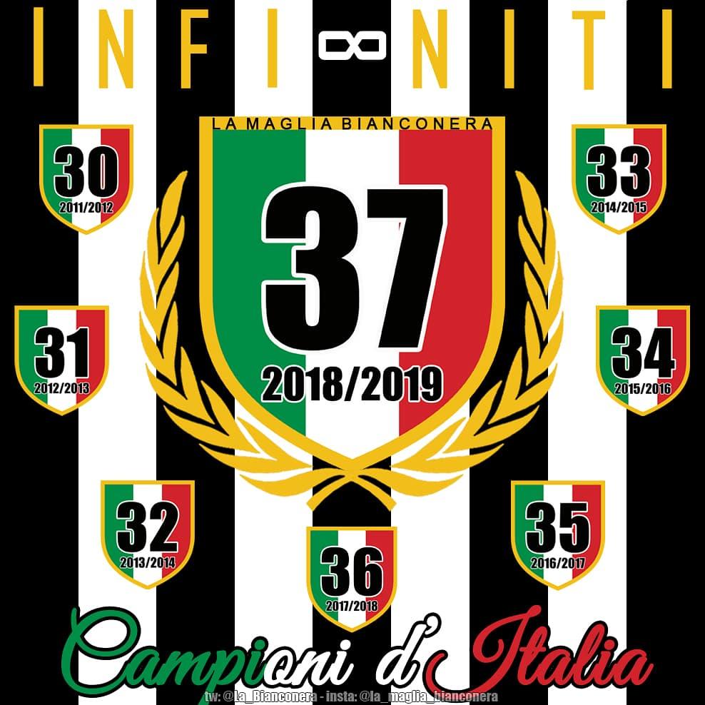 #campioniditalia