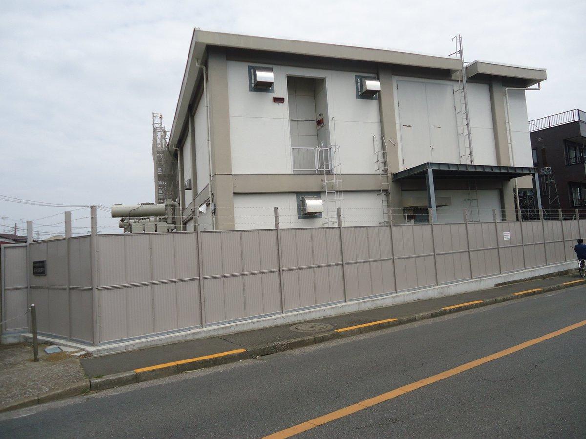 test ツイッターメディア - 橋の近くの武蔵野線施設 https://t.co/pEtF5PT42Y