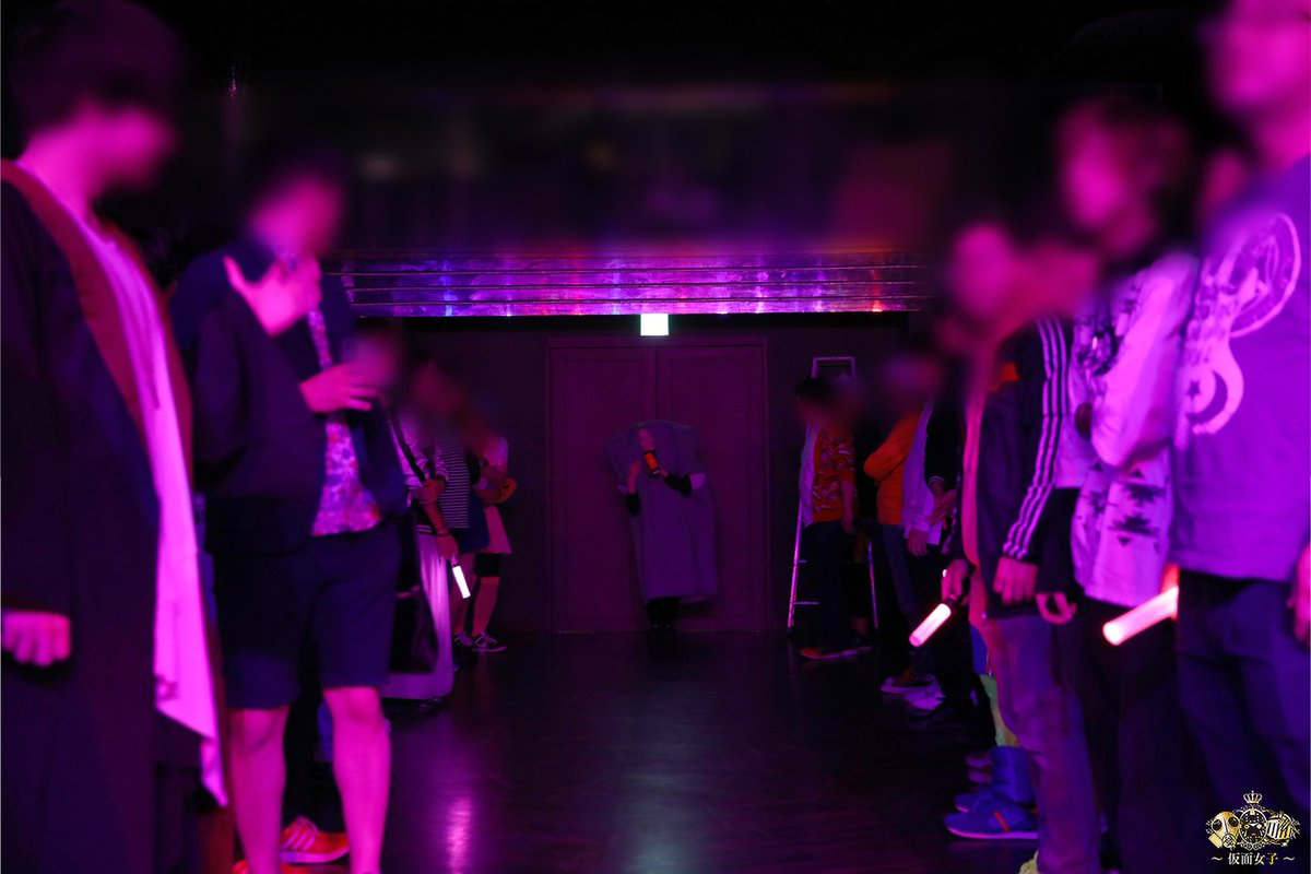 test ツイッターメディア - 20190420 at仮面女子CAFE『アリスコスプレパーティー』より  仮面女子スチームガールズの、夜はアキバで運動会/ゲゲゲの鬼太郎 https://t.co/Of5Uz9mbYB