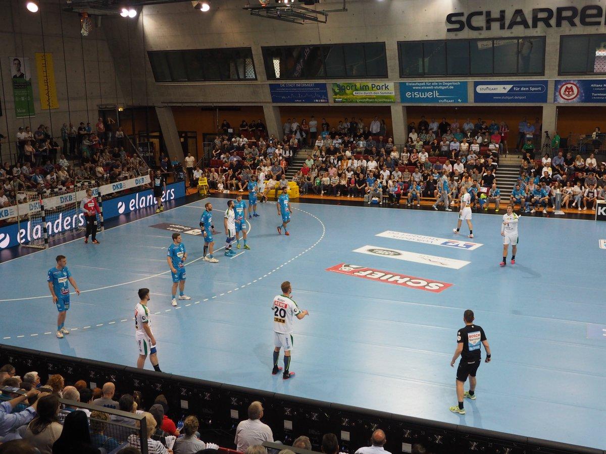 +++LIVE+++#TVBDHfK 8:7 (14. Min)Leipzig spielt Marc Esche auf Linksaußen schön frei und er erzielt das Anschlusstor. https://t.co/wnkm7kmxR9