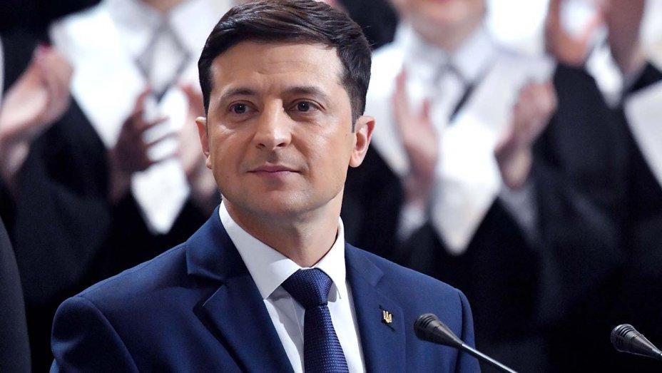 Ukraine elects local TV comic president