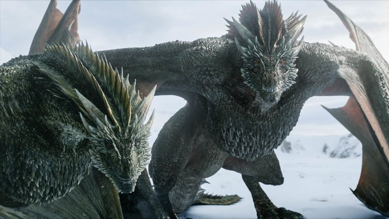 Inside the evolution of the GameOfThrones dragons