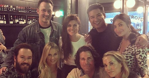 Saved by this SavedbytheBell reunion 30 years later.