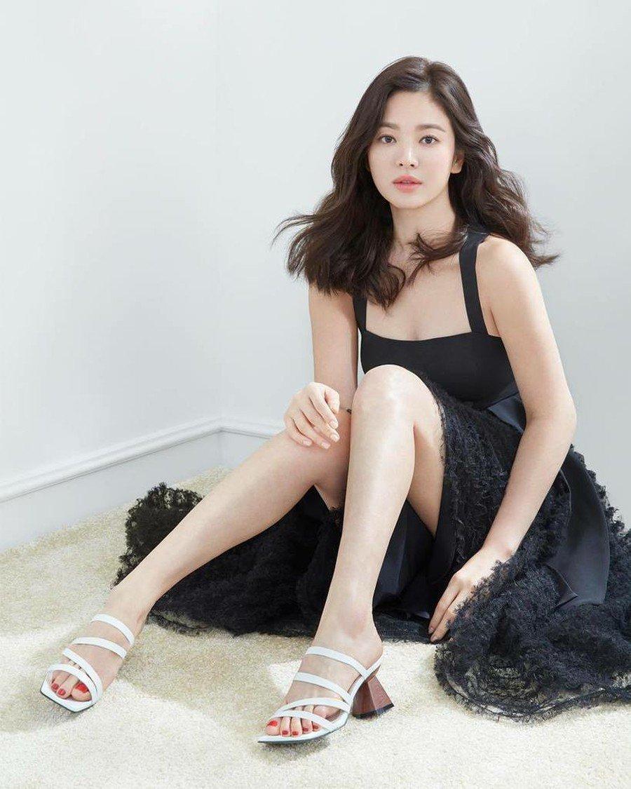 test ツイッターメディア - 【g公式har】 女優ソン・ヘギョ、春の装いで。 「#ソンヘギョ」の韓流LIVE: https://t.co/Xu71YRc8jG https://t.co/d1bGydjAoy