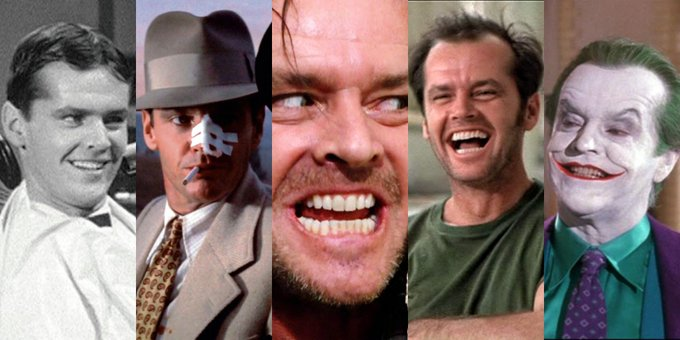 "Happy 82nd Birthday Jack Nicholson! ""The less people know about me, the easier my job is.\"""