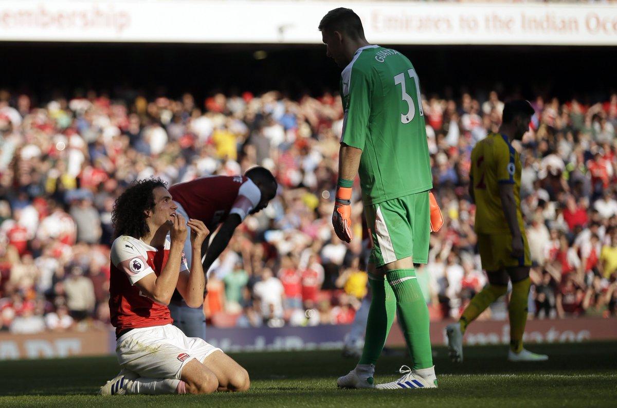 https://t.co/qBObSImUUi - Arsenal Kalah karena Rotasi Skuat Konyol, Emery Tidak Mau Banyak Alasan https://t.co/KmUYAEw87K