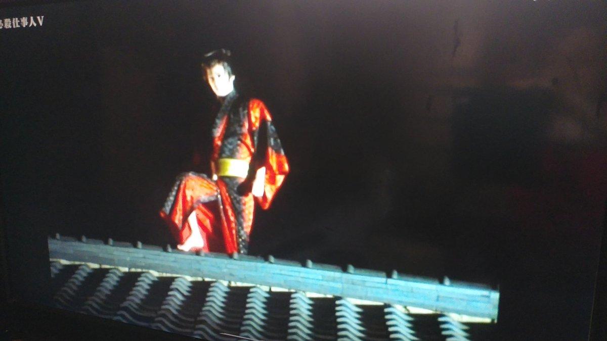 test ツイッターメディア - 奥様が京本政樹さん大好きなので、必殺仕事人Vは必須なんですよね。#必殺仕事人V https://t.co/nDcbCt9XZW