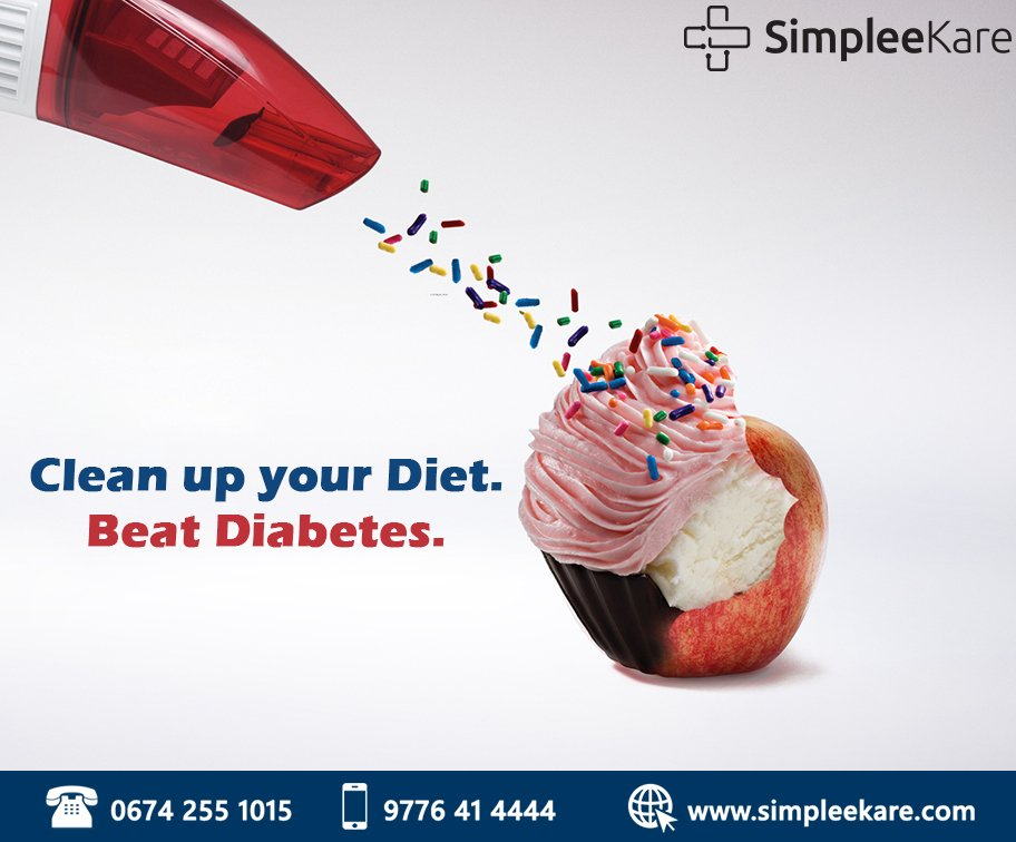 test Twitter Media - A healthy lifestyle can prevent up to 58% type 2 diabetes. Healthy eating can help reduce risks. Seek expert advice, visit https://t.co/HigieN86GG or call on 0674 255 1015/ 9776 41 4444 #Diabetes #Diet #Type2 #Lifestyle #Getthecareyoudeserve https://t.co/gC3XDPcOjh