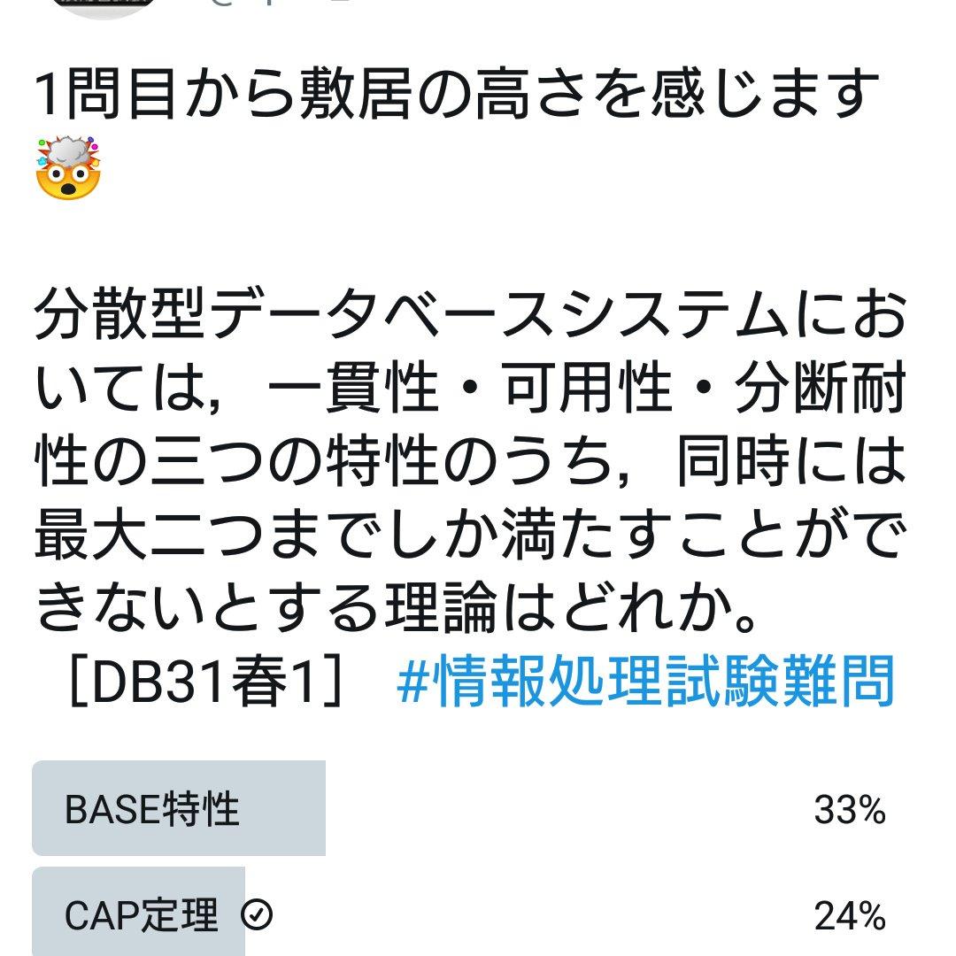 test ツイッターメディア - ヤマカンで正解 https://t.co/nIyPT7M7IB
