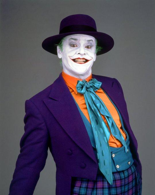 Happy 82nd birthday to Jack Nicholson,  He will always be the joker    xx