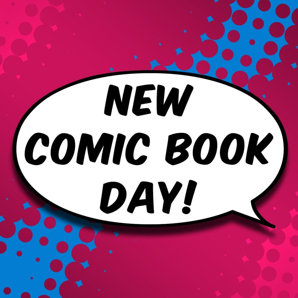 New comics releases this coming Wednesday. https://t.co/JZ4NvvofWw https://t.co/Fo9PEzZGsg