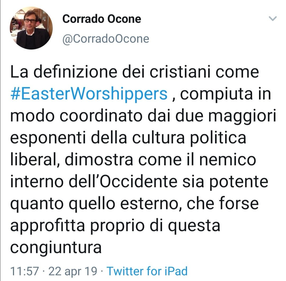 #easterworshippers