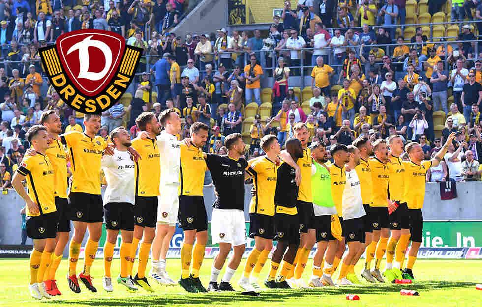 Mit dieser Taktik zog Dynamo Spitzenreiter Köln den Zahn. #sgd1953 https://t.co/fVTcN0TeuU https://t.co/Dot4kDFNXM