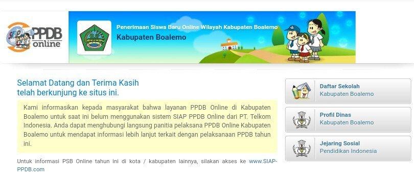 Cara Pendaftaran PPDB Online SMP Kabupaten Boalemo2019/2020 https://t.co/w4pDccNjrP https://t.co/mrNDADblca