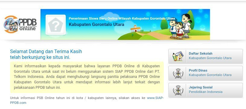 Cara Pendaftaran PPDB Online SMP Kabupaten Gorontalo Utara2019/2020 https://t.co/DWYK9pq1Qa https://t.co/ZKqXTtpt7o