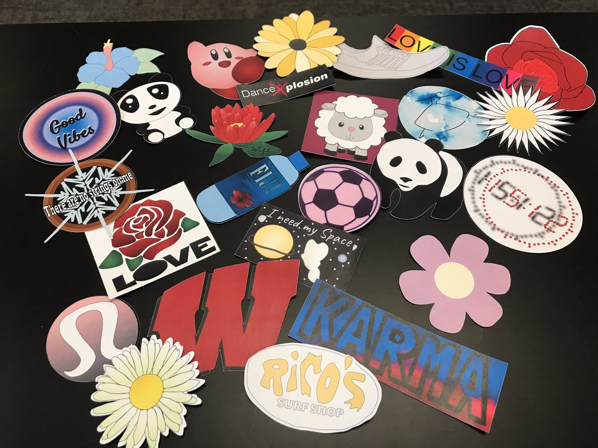 test Twitter Media - Students flexed their graphic design skills with the help of Google Drawing and the Cricut machine in the Makerspace these past weeks. The end result = some pretty rad Chromebook stickers. #ChromebookBling #WredlingMakers #WredlingRocks #GAFE #GoogleEDU https://t.co/GIvgqlHDf5