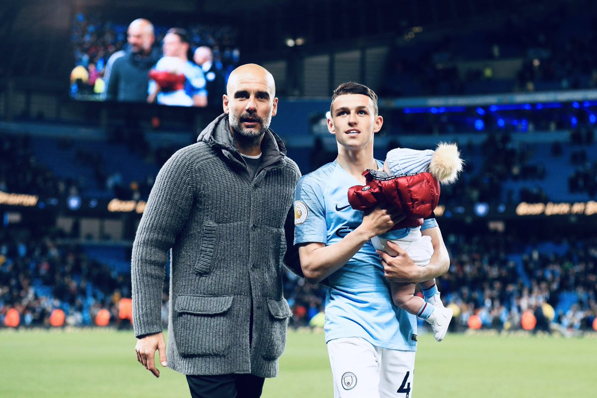 Thank you for all your support this season at the Etihad...one more massive game ahead of us 🤞🏼 https://t.co/NdIg0Hy9kH