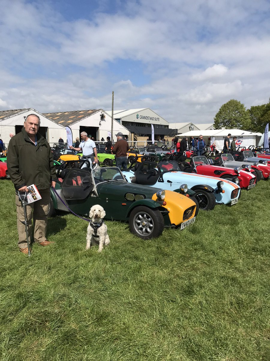 test Twitter Media - Daisy enjoyed looking at all the cool kit cars today. Such a good girl.😊😊 https://t.co/ty1P8W6ZEh