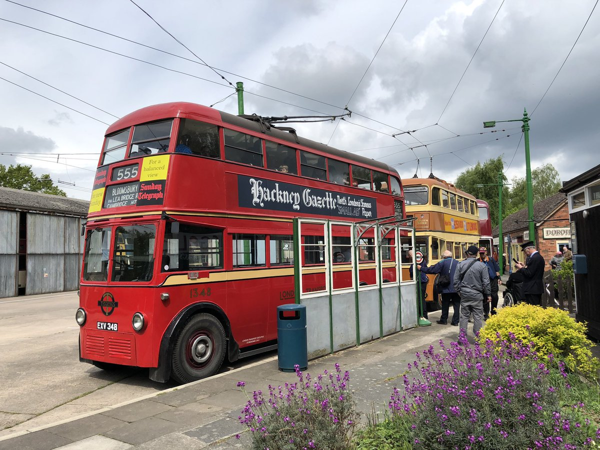 test Twitter Media - Viewfinder heaven today at the #Trolleybus #Museum , Sandtoft https://t.co/W9aNHhGVj7