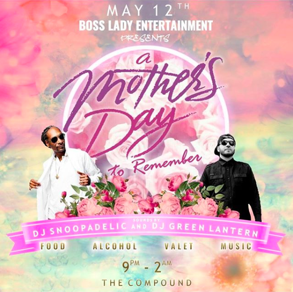last chance to get tix. come celebrate #MothersDay wit me n @bosslady_ent this Sunday !! https://t.co/1W05YZuI3U https://t.co/s8QMm0iLsM