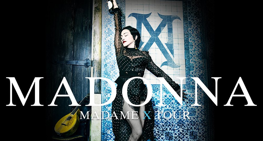 Madame X Tour: New Shows Added in New York & Los Angeles! More info: https://t.co/23LG676Xmp https://t.co/Q1oNNENcSX