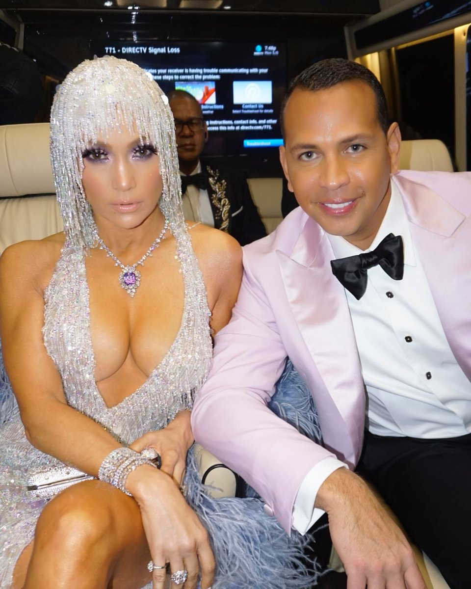 Met Ball 2019 here we come... ???? @AROD https://t.co/A3NdhZWBmV