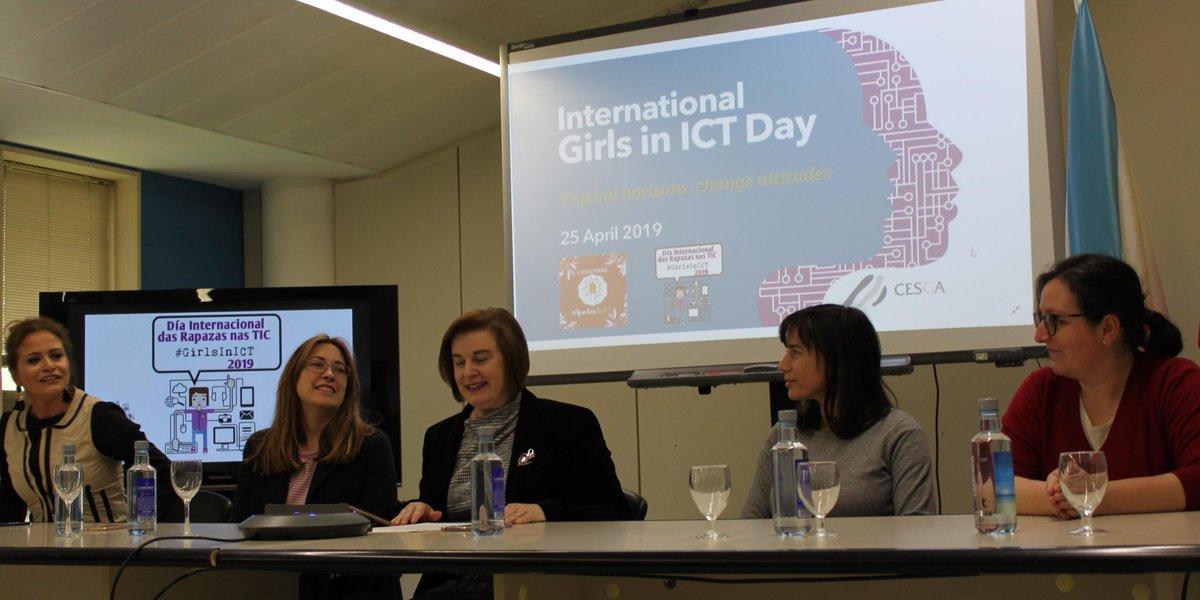 test Twitter Media - Con motivo do a nosa investigadora #díadasrapazasnasTIC Sonia Valladares, participou nunha xornada celebrada no @CESGA_ coa finalidade de promover vocacións tecnolóxicas femininas.   #DiaInternacionalDeLasNinasEnLasTIC #GirlsinICT #GirlsInICTDay https://t.co/jGNlFA9lRV